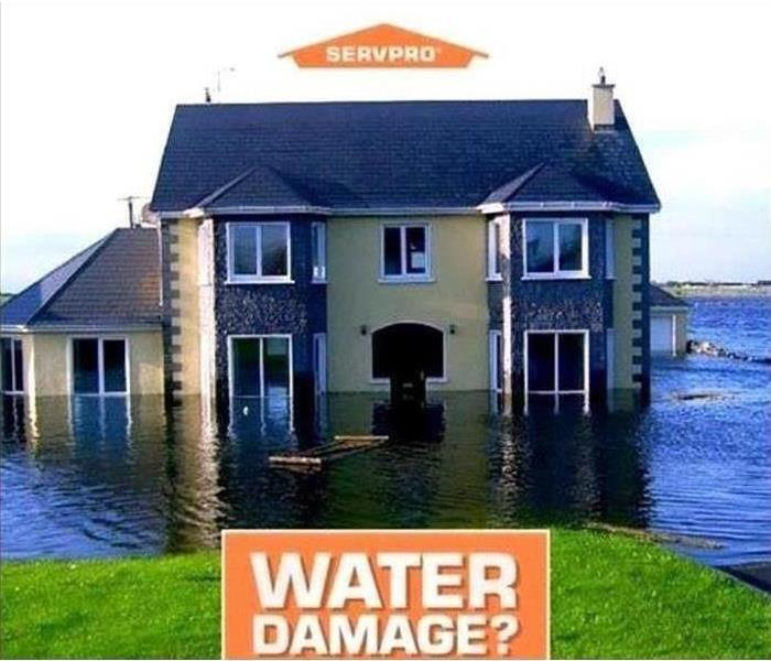 Water Damage Basement Flooded? We Still Got You Covered.